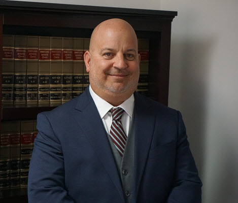 Vincent D. Margiotti, partner